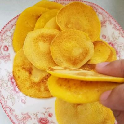 電餅鐺玉米薄餅