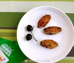 黑胡椒鸡翅