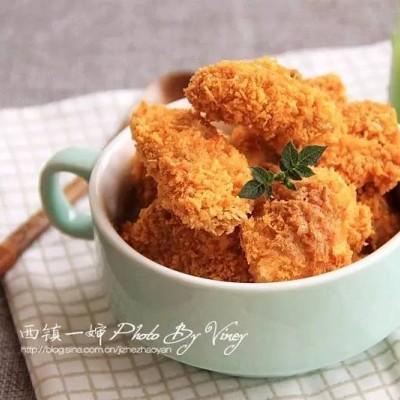 空气炸锅食谱-盐酥鸡块