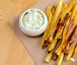 吃不胖的大红薯条