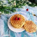 黑芝麻香蕉脆饼#初夏搜食#