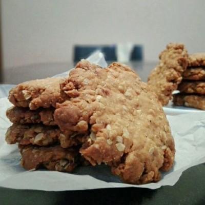 燕麦消化饼干