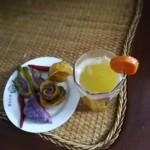 鲜榨纯果汁