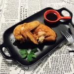半个烤鸡—电饭锅版