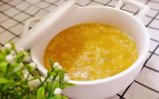 南瓜红薯营养粥