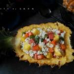 菠萝季不能错过的菠萝炒饭