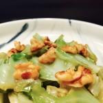 核桃高丽菜
