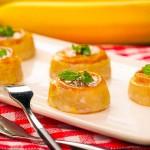 飞饼皮香蕉卷