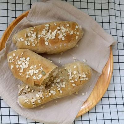 黑麥纖體面包