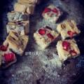 冻干草莓雪花酥