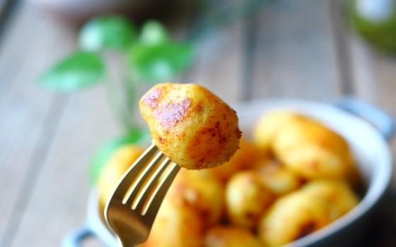 椒盐孜然土豆