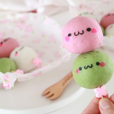 萌哒哒Q软软,营养补钙的宝宝小茶点:紫薯奶酪小团子