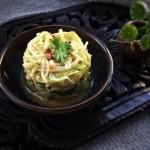 青瓜·金针菇