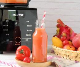 番茄苹果汁#初夏搜食#