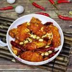 韩式吮指炸鸡翅