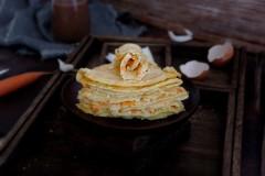 洋葱早餐饼