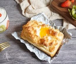 火烧云吐司 宝宝喜欢的简单快手早餐面包片