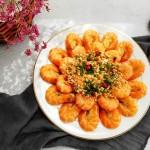 蒜蓉烤鲜虾