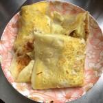 5分钟快手早餐——鸡蛋饼