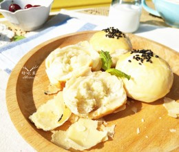 绿豆小酥饼