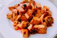 溜豆腐(豆瓣酱版)