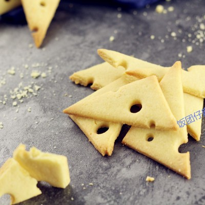 创意奶酪饼干