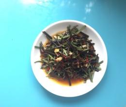 野菜篇之剁椒山蕨菜