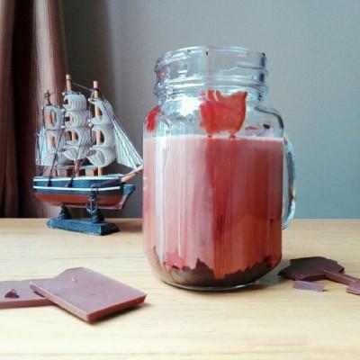 网红脏脏茶-脏脏可可牛乳