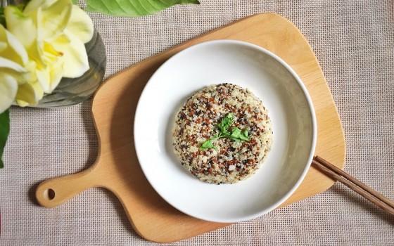 藜麦燕麦饭