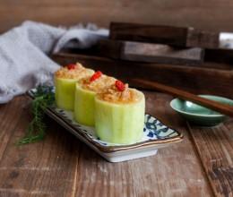 糯米肉酿瓠瓜盏
