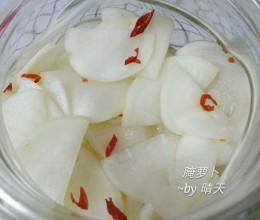腌萝卜/糖醋萝卜片
