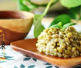 有家鲜厨房:小暑养生菜-蜜绿豆