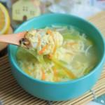 丝瓜蛤蜊汤 宝宝辅食食谱