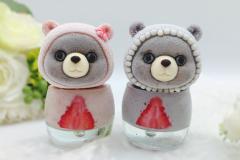 3D小熊思慕雪
