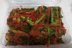 韩式泡黄瓜