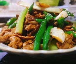 家常辣椒炒肉