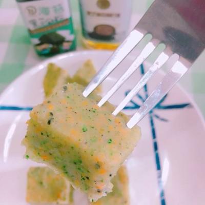 龙利鱼蒸糕