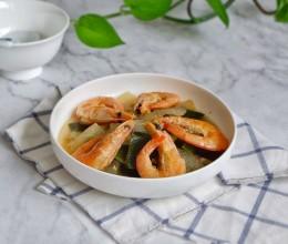 虾油冬瓜海带