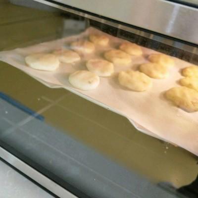 带着宝贝做烘焙——烤箱版土豆饼