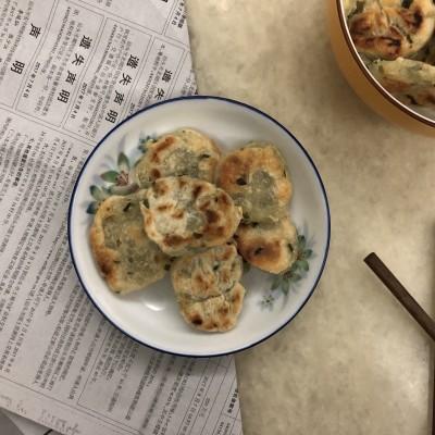 厨房小白也可以做的葱油饼