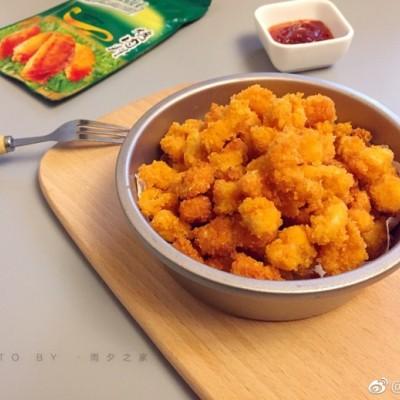 美味鸡米花