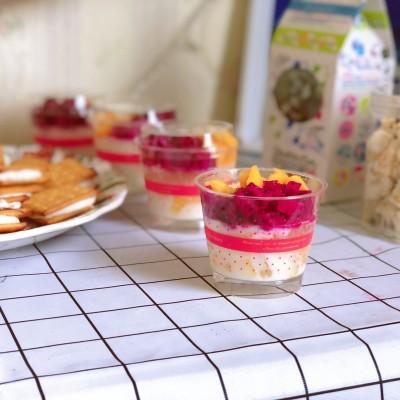 零失敗酸奶水果果凍