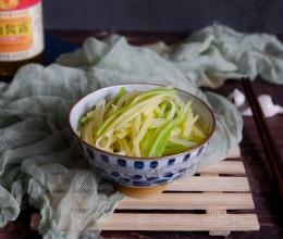 清拌尖椒土豆丝