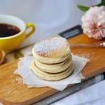 舒芙蕾厚松饼