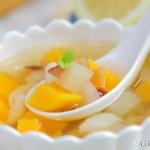 红薯百合甜汤 宝宝辅食食谱