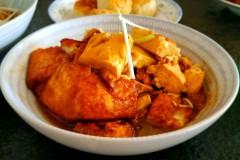 滑蛋南豆腐