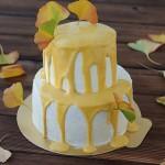 金秋蔬菜奶油蛋糕#暖色秋季#