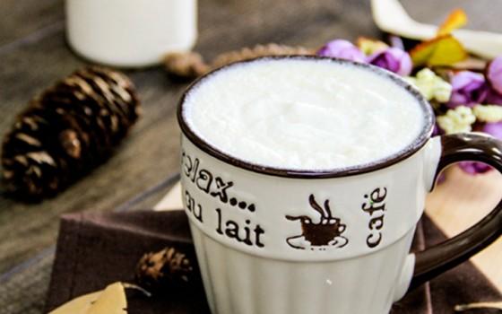 自制奶盖奶茶