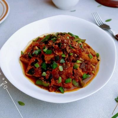 豆豆豆腐椒椒肉