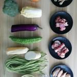 饭盒/便当-一周食材预处理